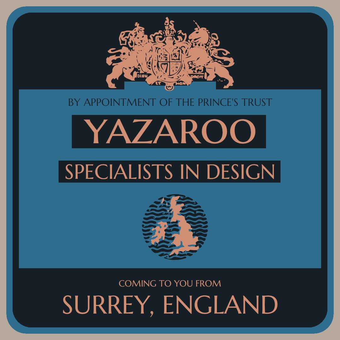 Yazaroo: Specialists in Design