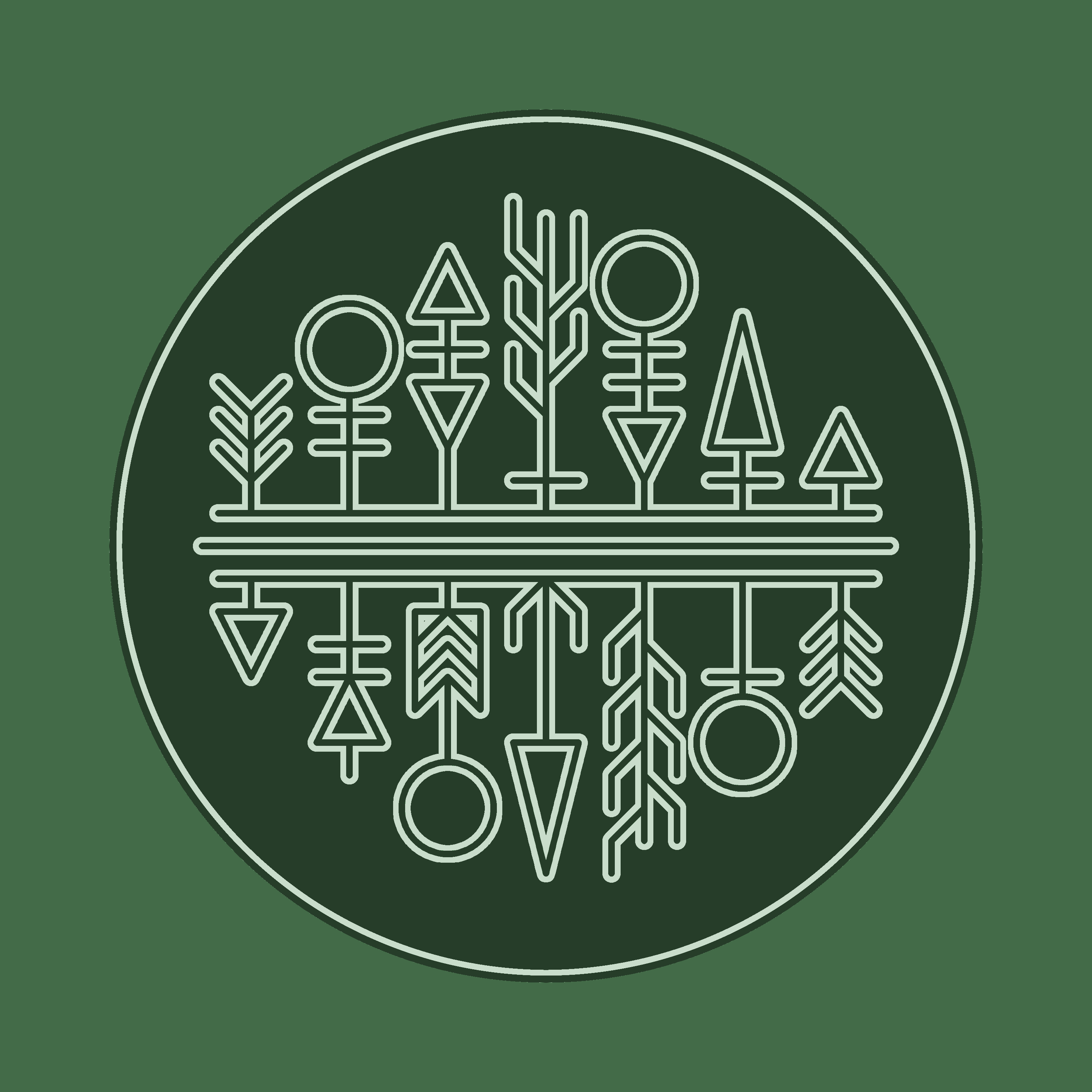 Plants and Roots Logo