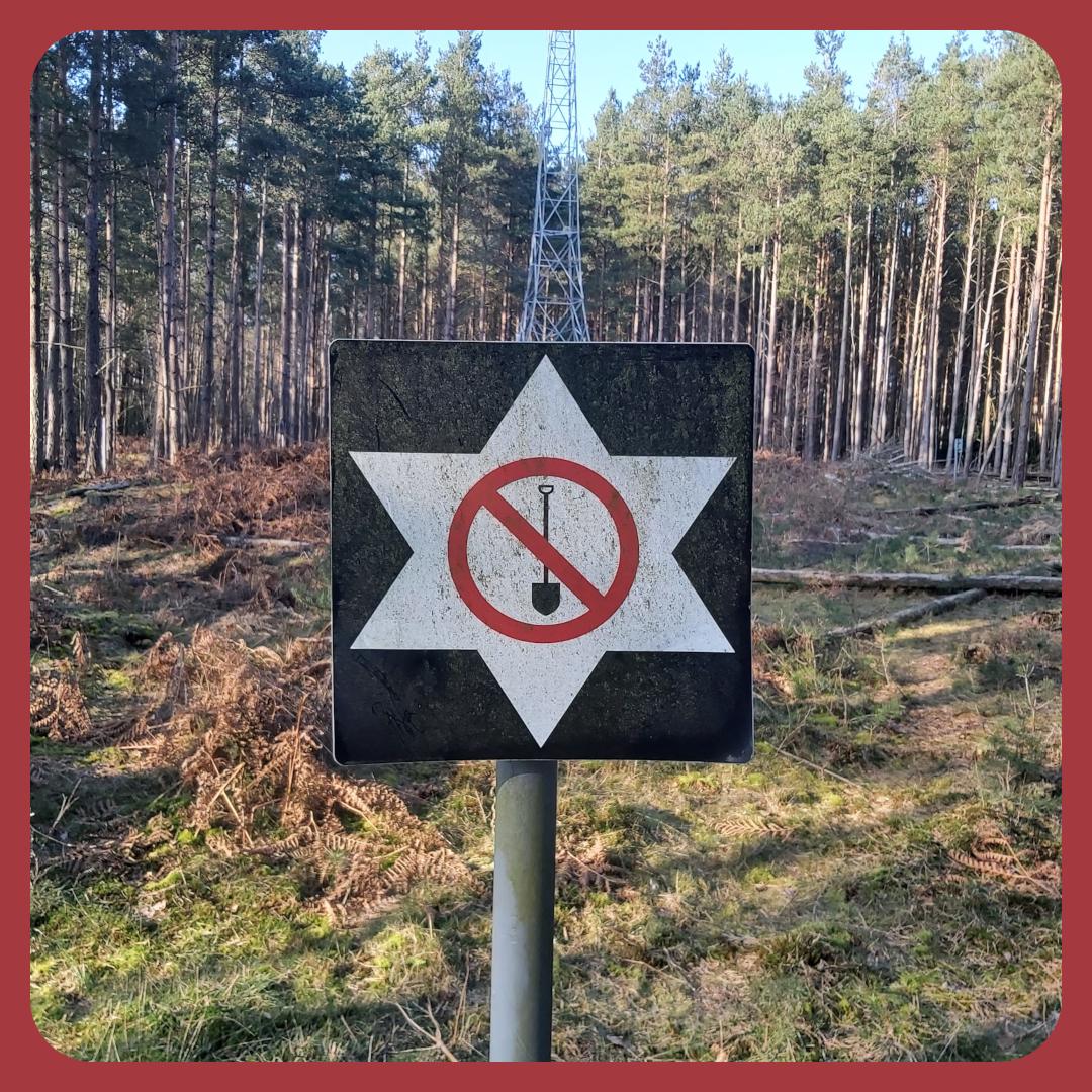 No digging