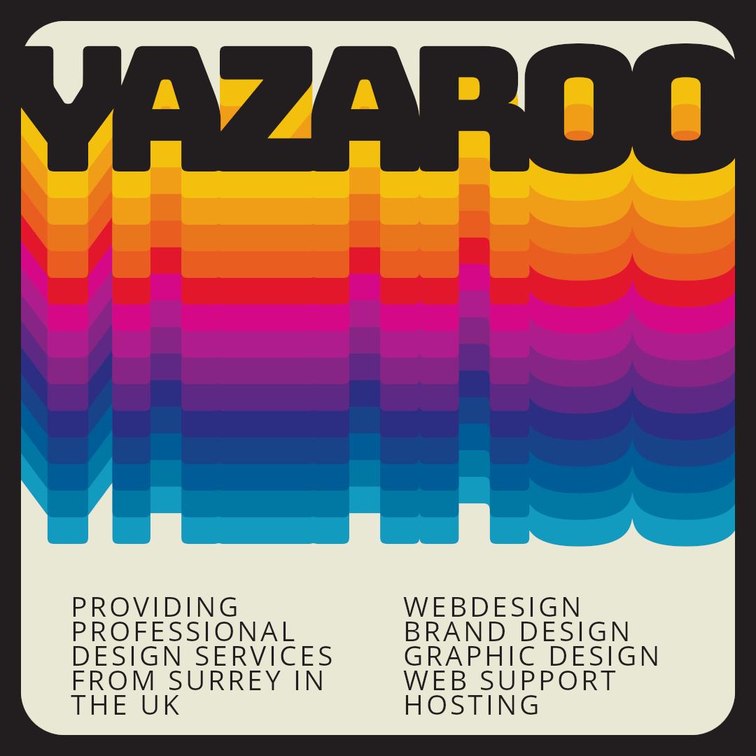 Retro Roo Poster