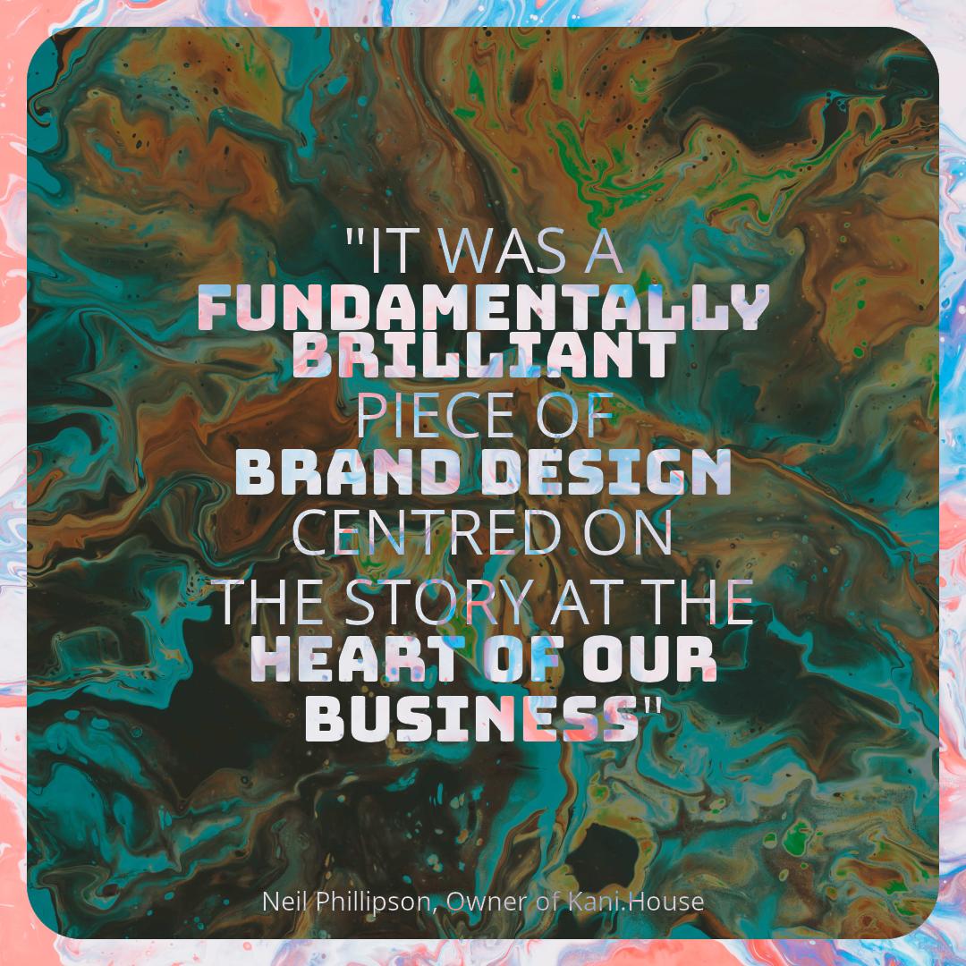 brand design quote